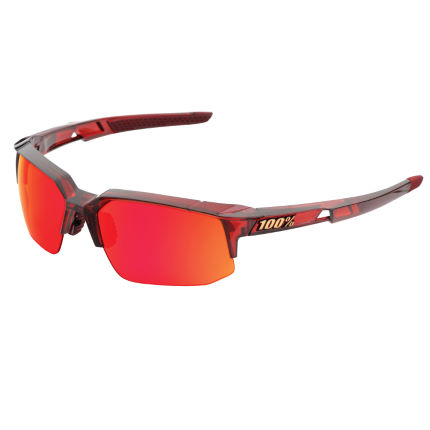 100% SpeedCoupe Performance Sunglasses - Mirror Lens