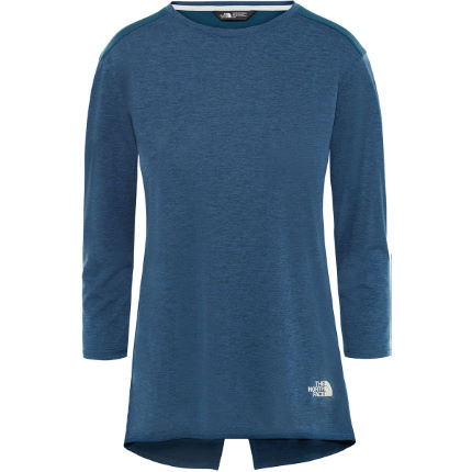 e8a9729fb The North Face Women's Inlux 3/4 Sleeve Top