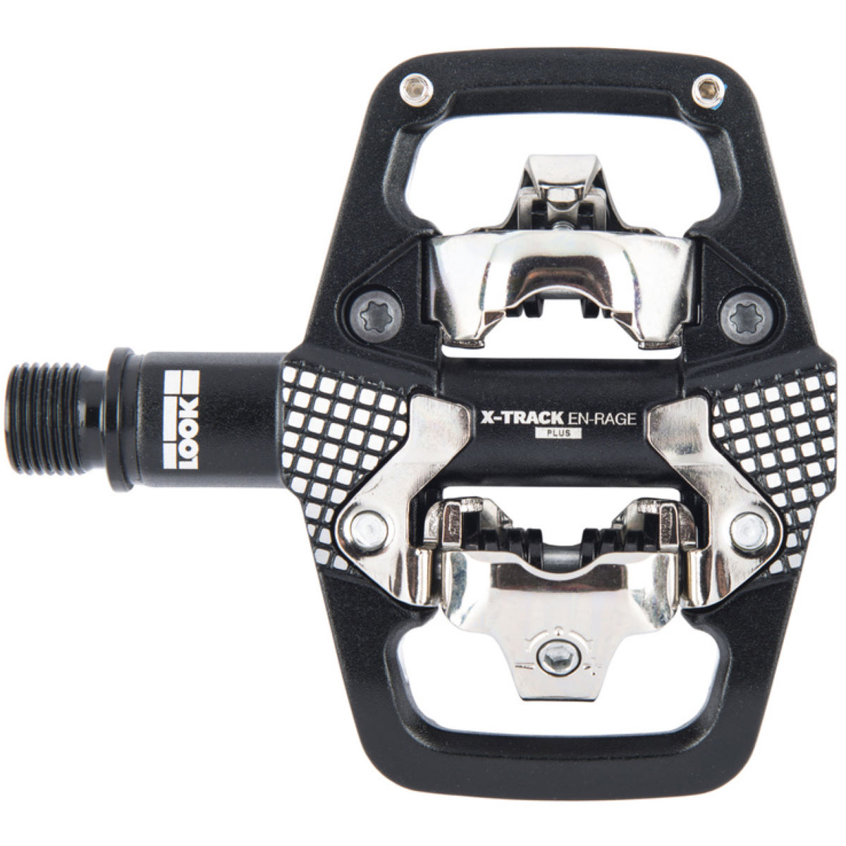 Look Look X-Track Rage + MTB Pedals   Clip-in Pedals