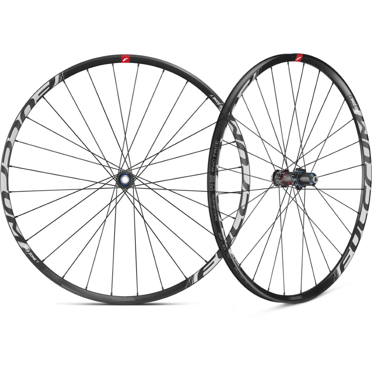 Fulcrum Red Zone 7 Boost MTB Wheelset - Ruedas de competición