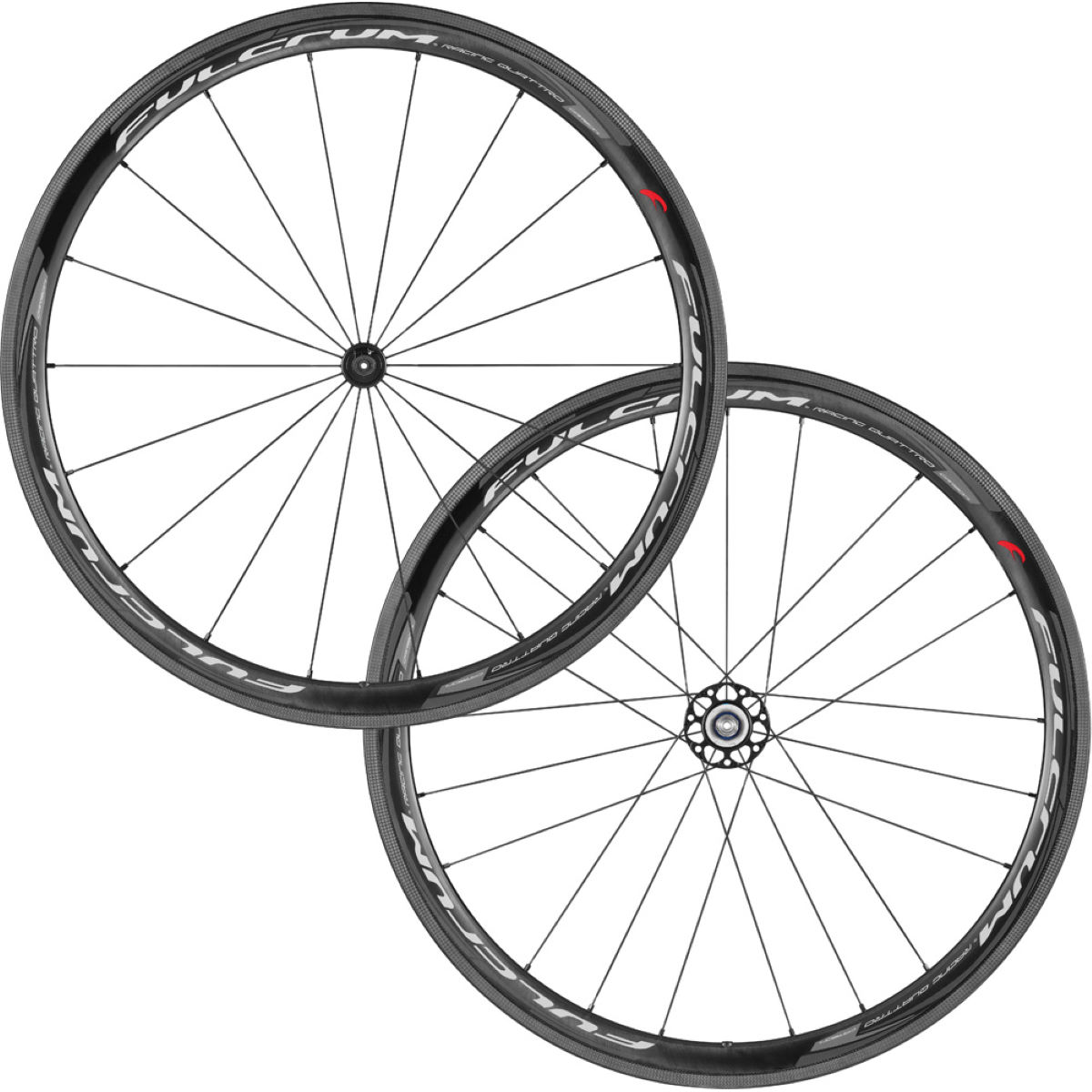 Wheel set Fulcrum Racing Quattro Carbon - Competition wheels