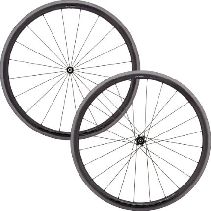 Prime BlackEdition 38 Carbon Wheelset