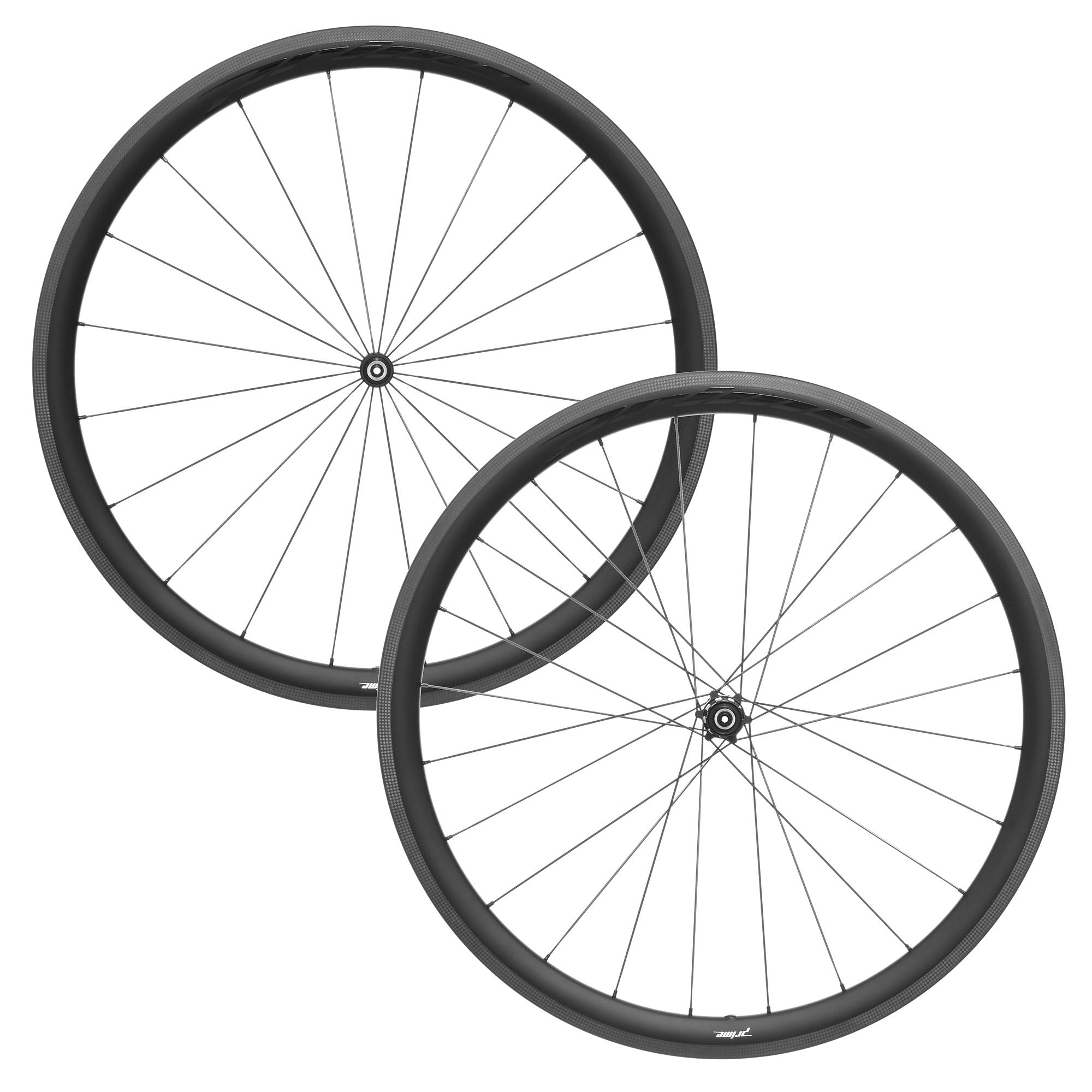 Prime BlackEdition 38 Hjulsæt (karbon, tubular) | Wheelset
