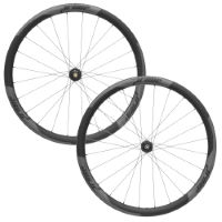 Set di ruote Prime RR-38 V2 (carbonio, freni a disco, clincher)