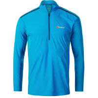 Berghaus Super Tech Tee LS Zip