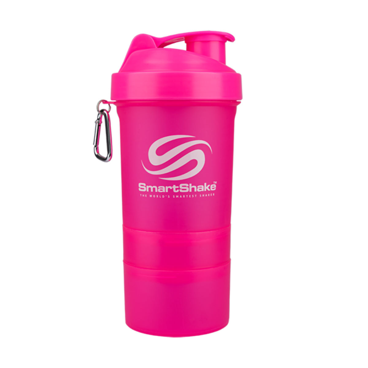 Image of Shaker SmartShake Smart Shake Original (rose fluo) - 600ml Neon Pink