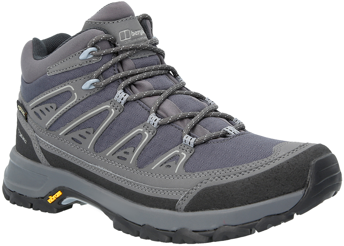 Berghaus Women's Explorer Active Mid GTX Shoes | Shoes and overlays