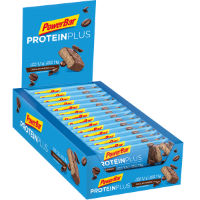PowerBar Protein Plus Low Sugar Proteinriegel (30 x 35 g)
