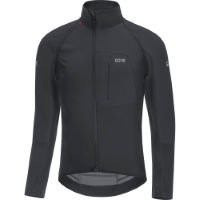 Gore Wear C7 Windstopper® Pro Zipper Off Jersey Dynamic Cyan XX