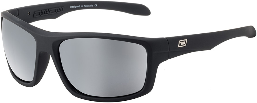 Dirty Dog Axle Mirror Polarised Sunglasses | Briller