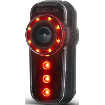 Wiggle Россия | Cycliq Fly6 Gen 2 Rear Light with HD Camera Rear Lights