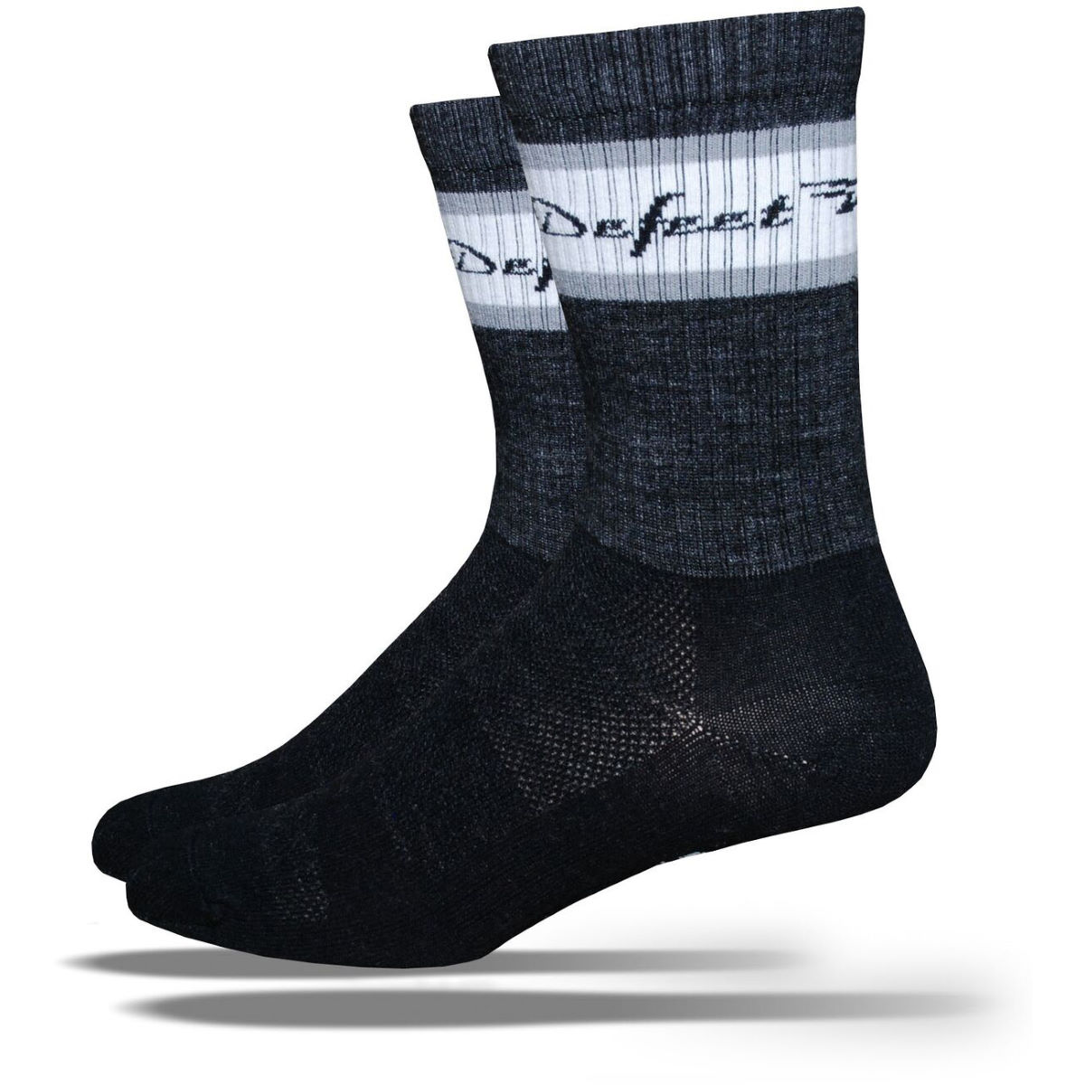 Defeet classico socks cycling socks charcoal 2017 def00803