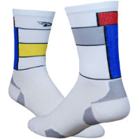 "DeFeet Leviator Lite 5"" LeMonster Socks"