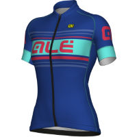 Alé Womens Formula 1.0 Sinuosa Jersey  Blue/Red L