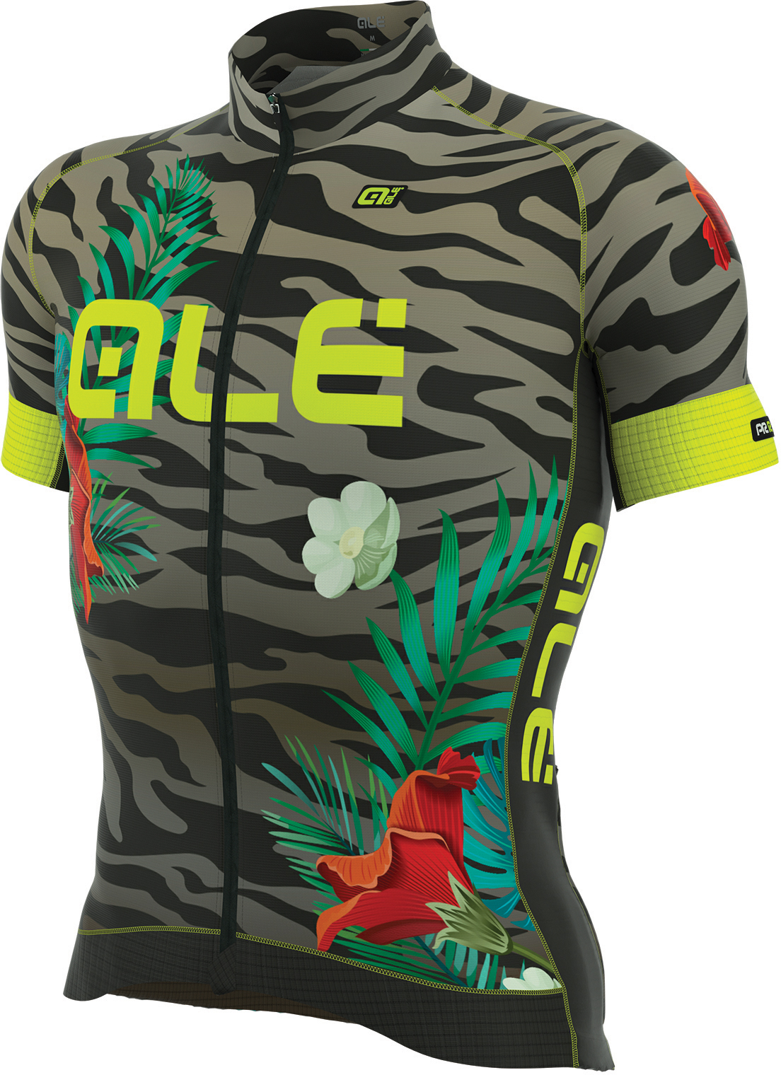 Ale Graphics PRR Flowers Jersey - White | Jerseys