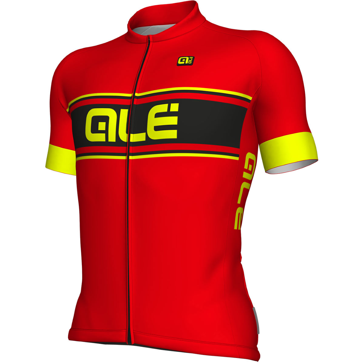 Veste Alé Vetta - XS Red/Yellow  Maillots