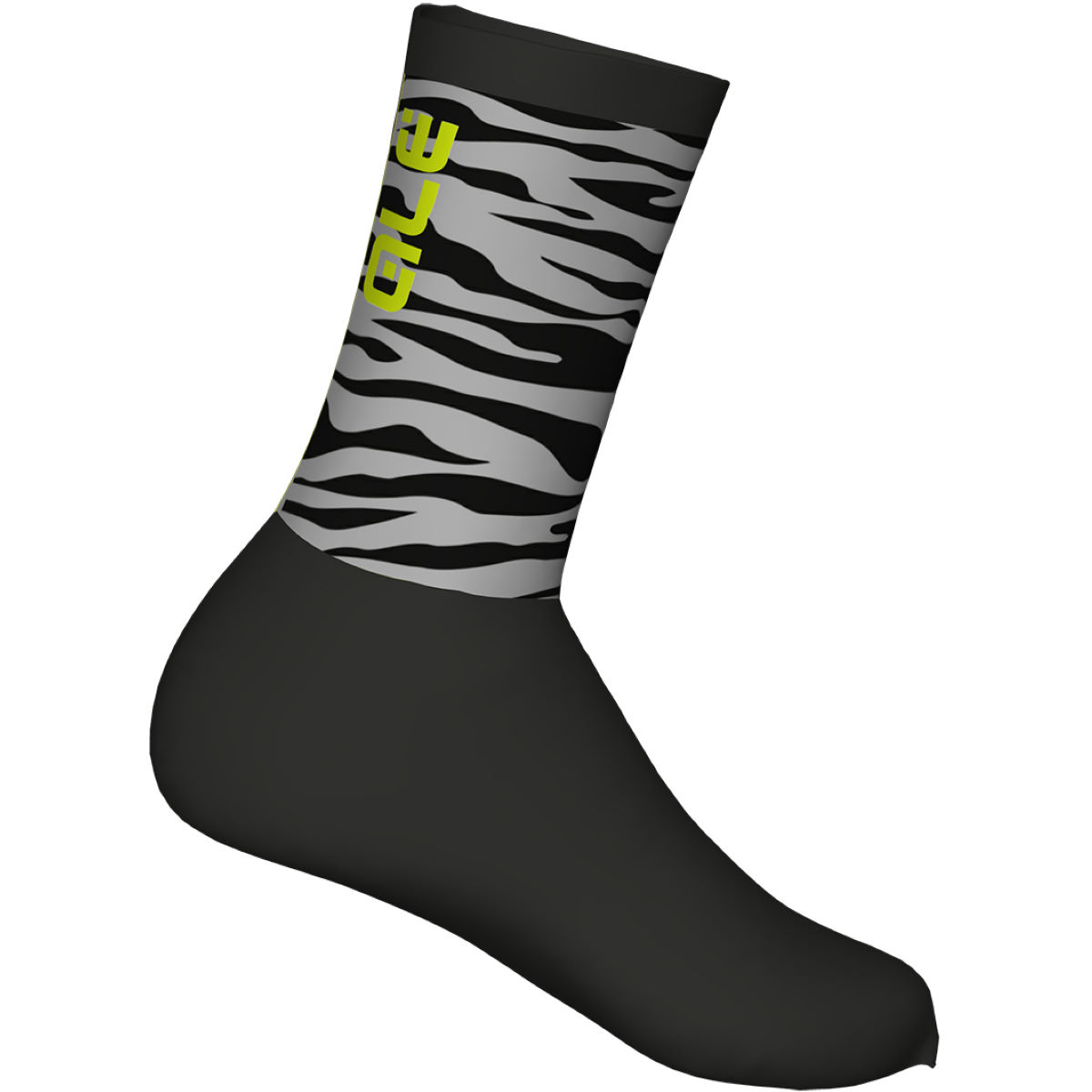 Al flowers socks internal white black ss18 l18546818 03