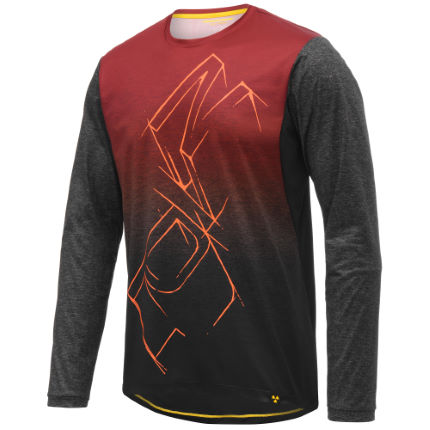 Nukeproof Blackline Long Sleeve Jersey - Nsketch