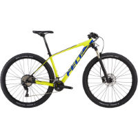 Felt Doctrine 6 XC Hardtail mountainbike (2018, kulfiber)