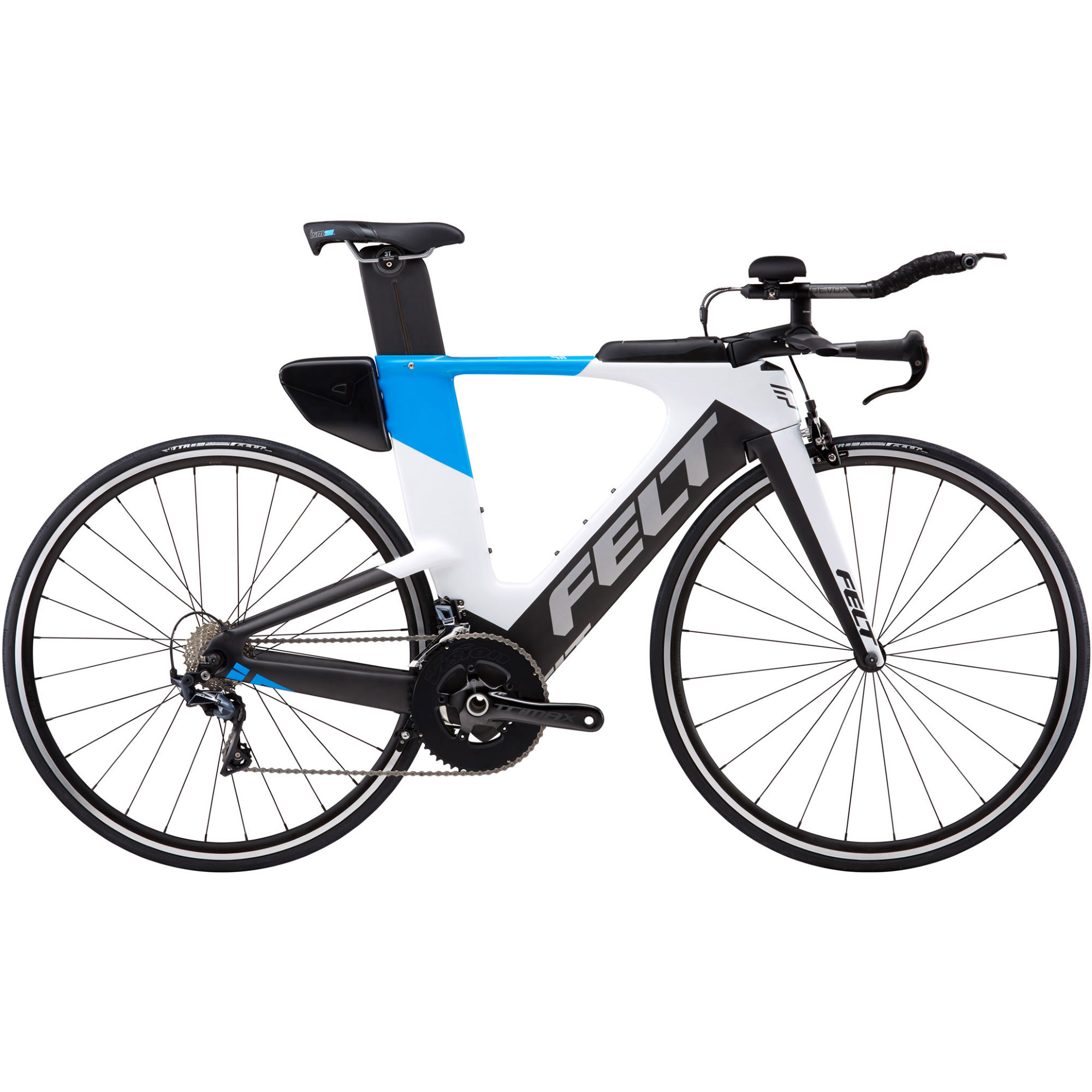 Wiggle Cycle To Work | Felt IA14 (2018) Triathlon Road Bike