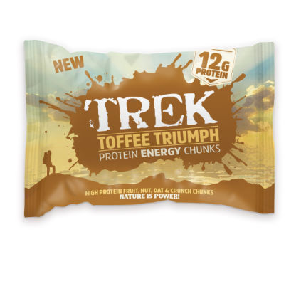 TREK Chunks (14 x 60g) BBF 19/03/2018