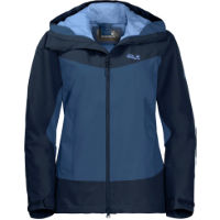 Jack Wolfskin North Ridge Jakke - Dame