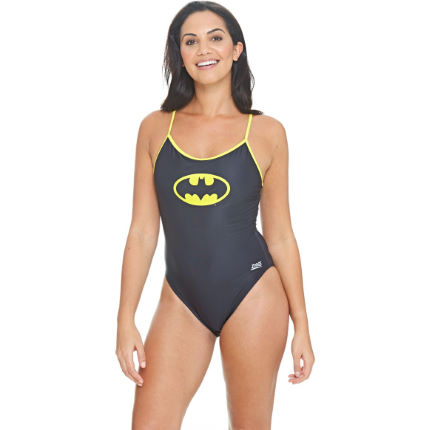 Zoggs Women's Batman Sprintback