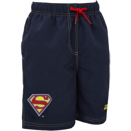 "Zoggs Boy's Superman 15"" Water Shorts"