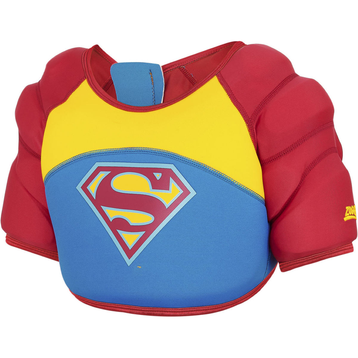 Zoggs Zoggs Superman Water Wings Vest   Learn to Swim
