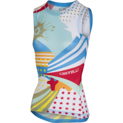 749f1284010ec8 Castelli Women s Pro Mesh Sleeveless Base Layer. 100551474. 5. (3) Read all  reviews. Zoom. View in 360° 360° Play video