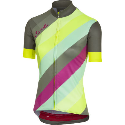 ... View in 360° 360° Play video thoughts on 43df4 355e3  Bike Jersey  Striped Mens Castelli Bike Jersey ... b008b27e2