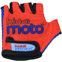 Kiddimoto Red Gloves