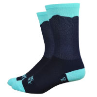 Calcetines DeFeet Ridge Supply Aireator Double Gap (caña de 15 cm aprox.)