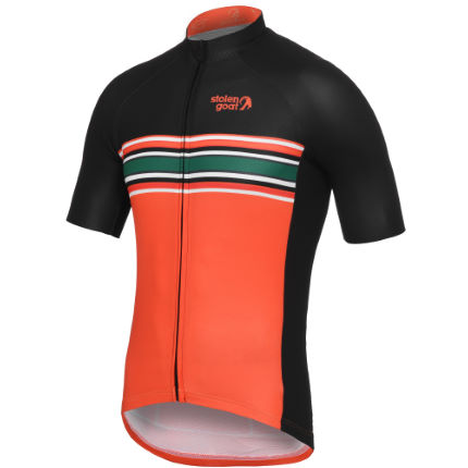 View in 360° 360° Play video. 1.  . 1. Effortlessly stylish and high  eprformance the Stolen Goat Sandinista Short Sleeve Jersey ... af11f8b8f