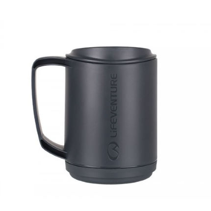 Lifeventure Ellipse Insulated Mug (Graphite)