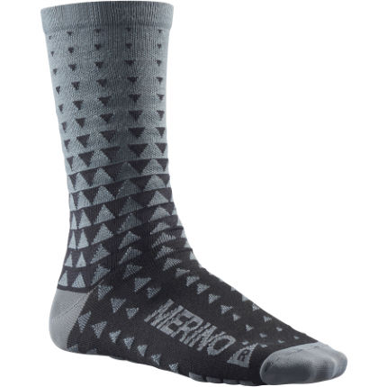Mavic Ksyrium Merino Graphic Socks