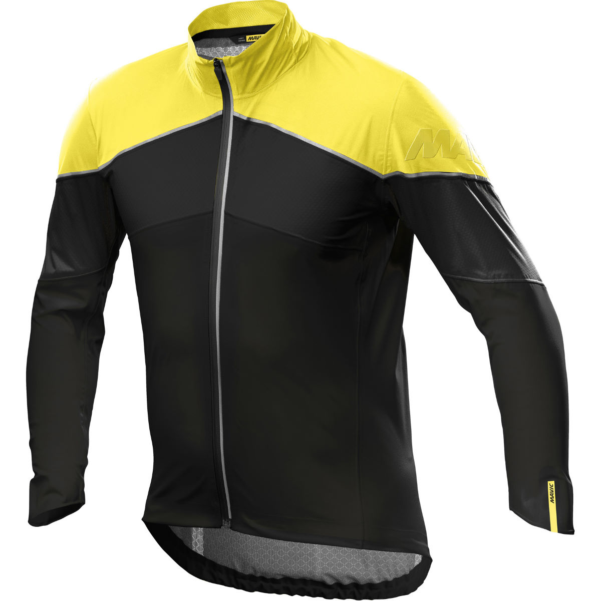 Veste Mavic Cosmic H20 SL - M Yellow Mavic/Black  Vestes