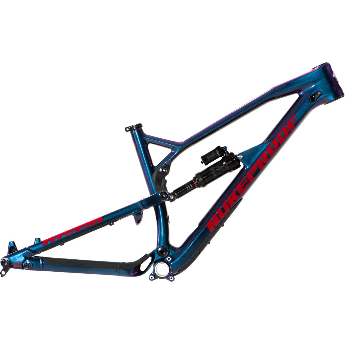 Nukeproof Nukeproof Mega 275 Carbon Mountain Bike Frame (2019)   Full Sus Mountain Bike Frames