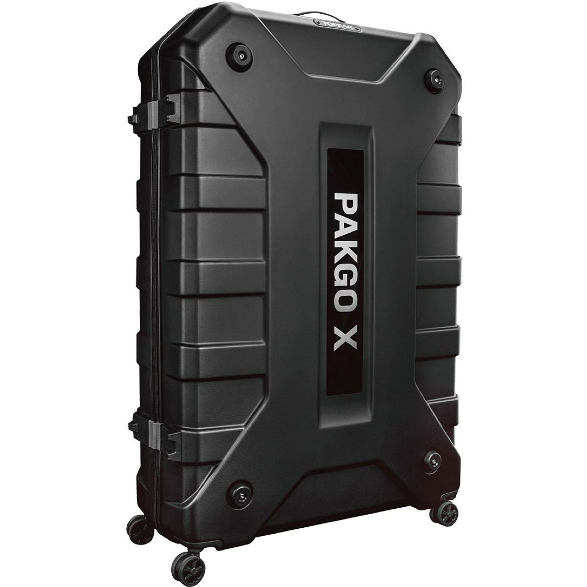 Topeak Topeak Pakgo X Bike Case:Black:One Size   Bike Bags