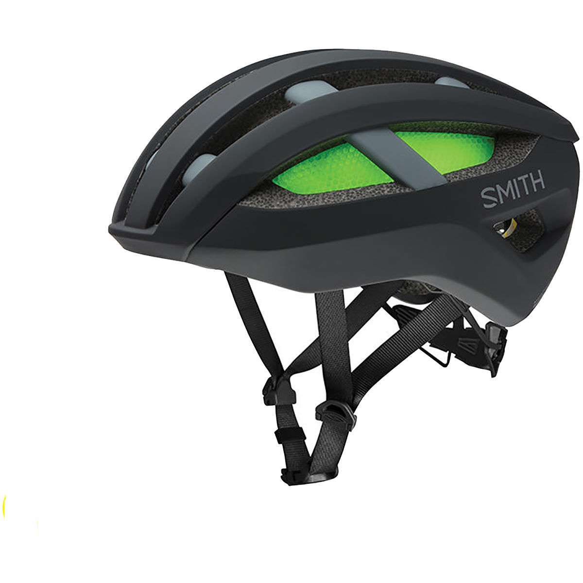 Image of Casque Smith Network MIPS - S Matte Black | Casques
