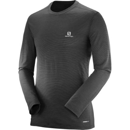 Salomon X Wool Long Sleeve T-Shirt