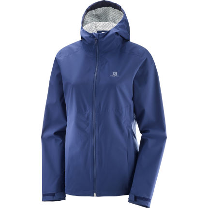 Salomon La Cote Flex Womens 2.5 Layer Jacket