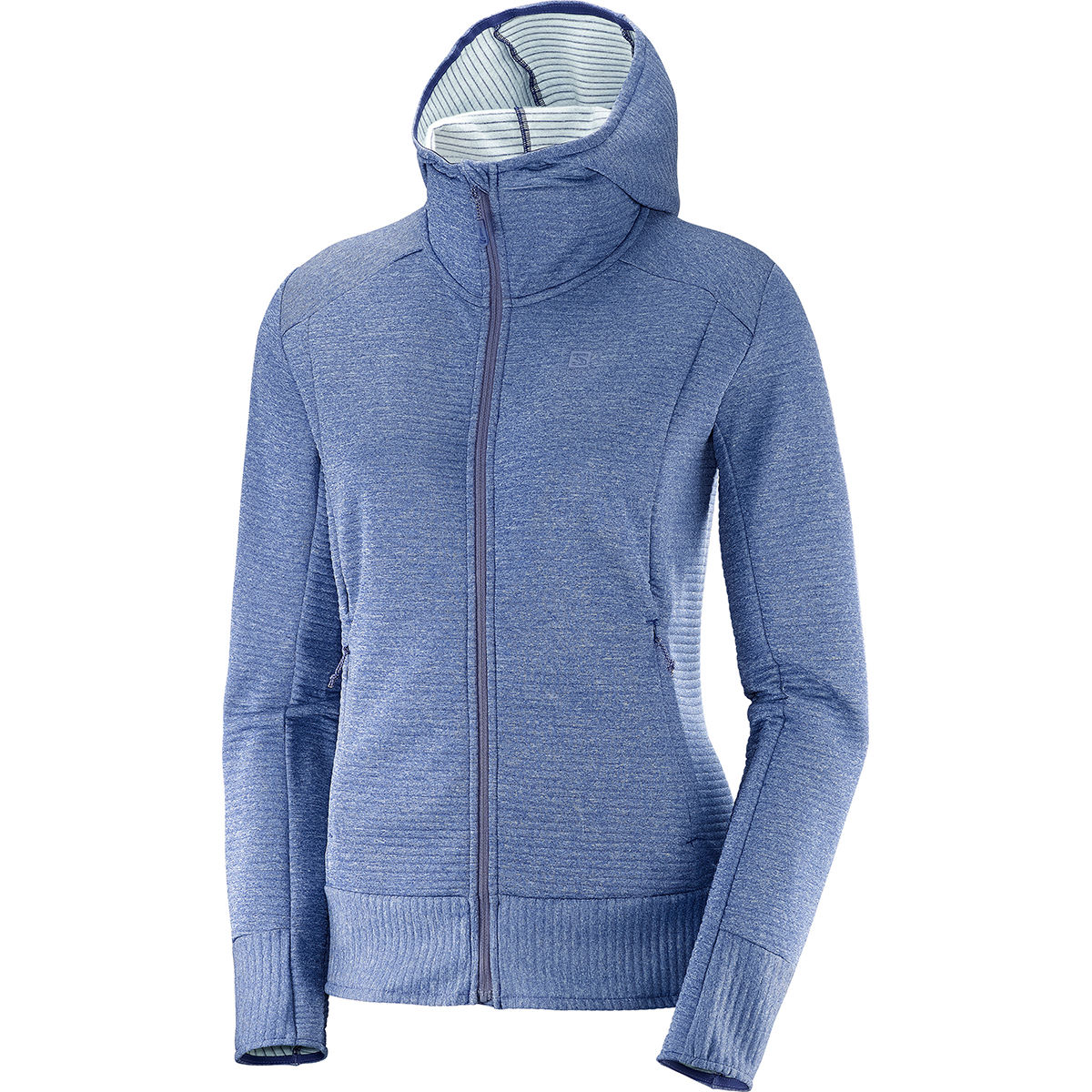 Salomon Women's Right Nice Mid Hoodie   Fleeces