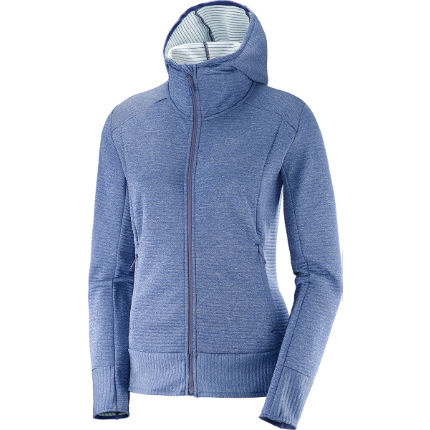 Salomon Women's Right Nice Mid Hoodie