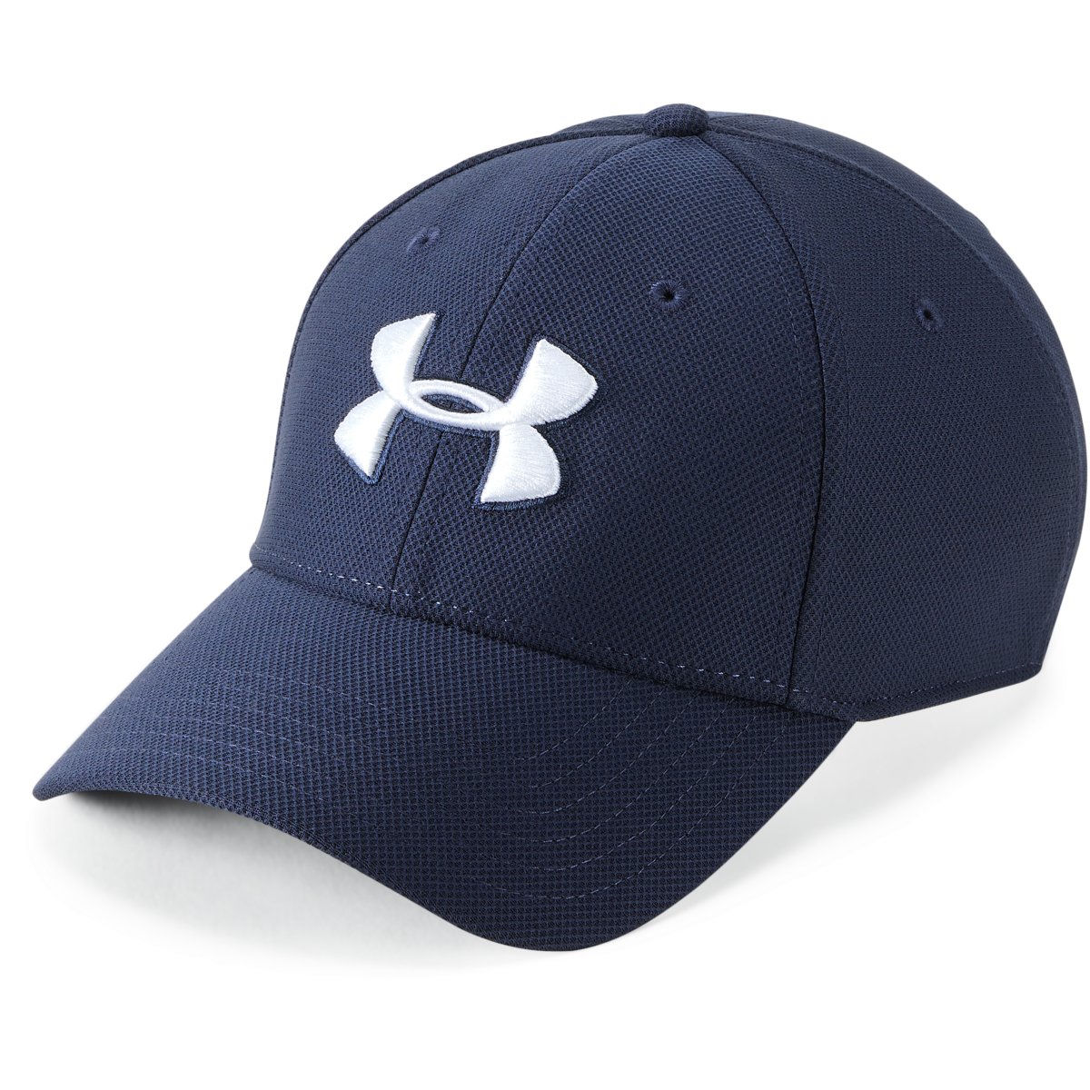Image of Casquette Under Armour Blitzing 3.0 - One Size Midnight Navy/White