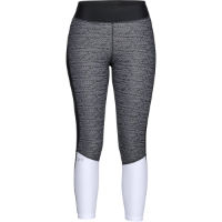 Under Armour HeatGear Jacquard Ankle Crop Leggings Frauen