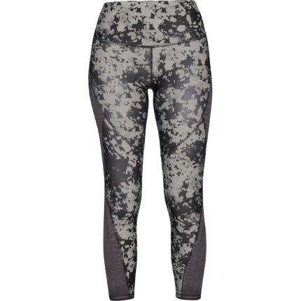 Under Armour Women's HeatGear Ankle Crop Print Legging