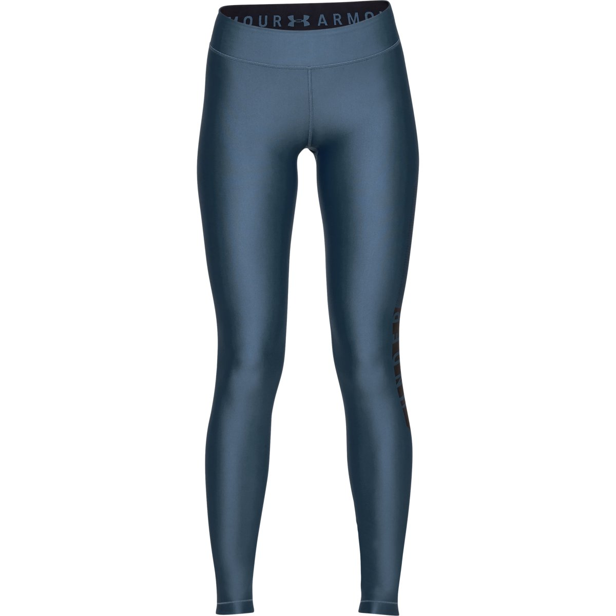 Under Armour Women's HeatGear Armour Graphic Legging | Amour