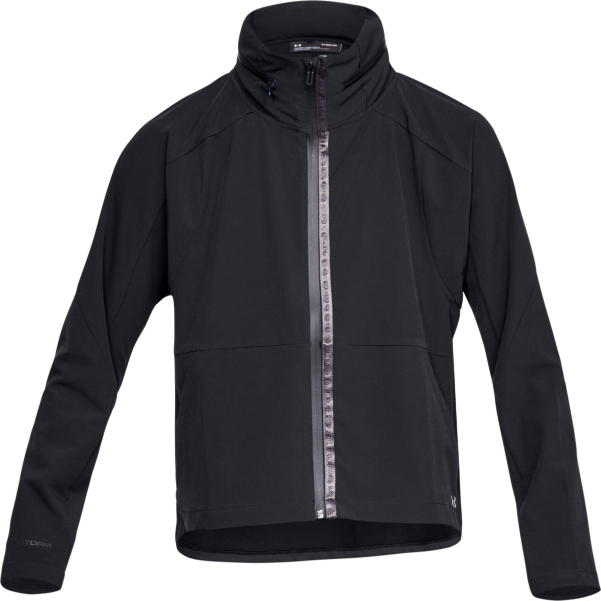 f95526c3 Under Armour Women's Unstoppable Woven Full Zip Jacket