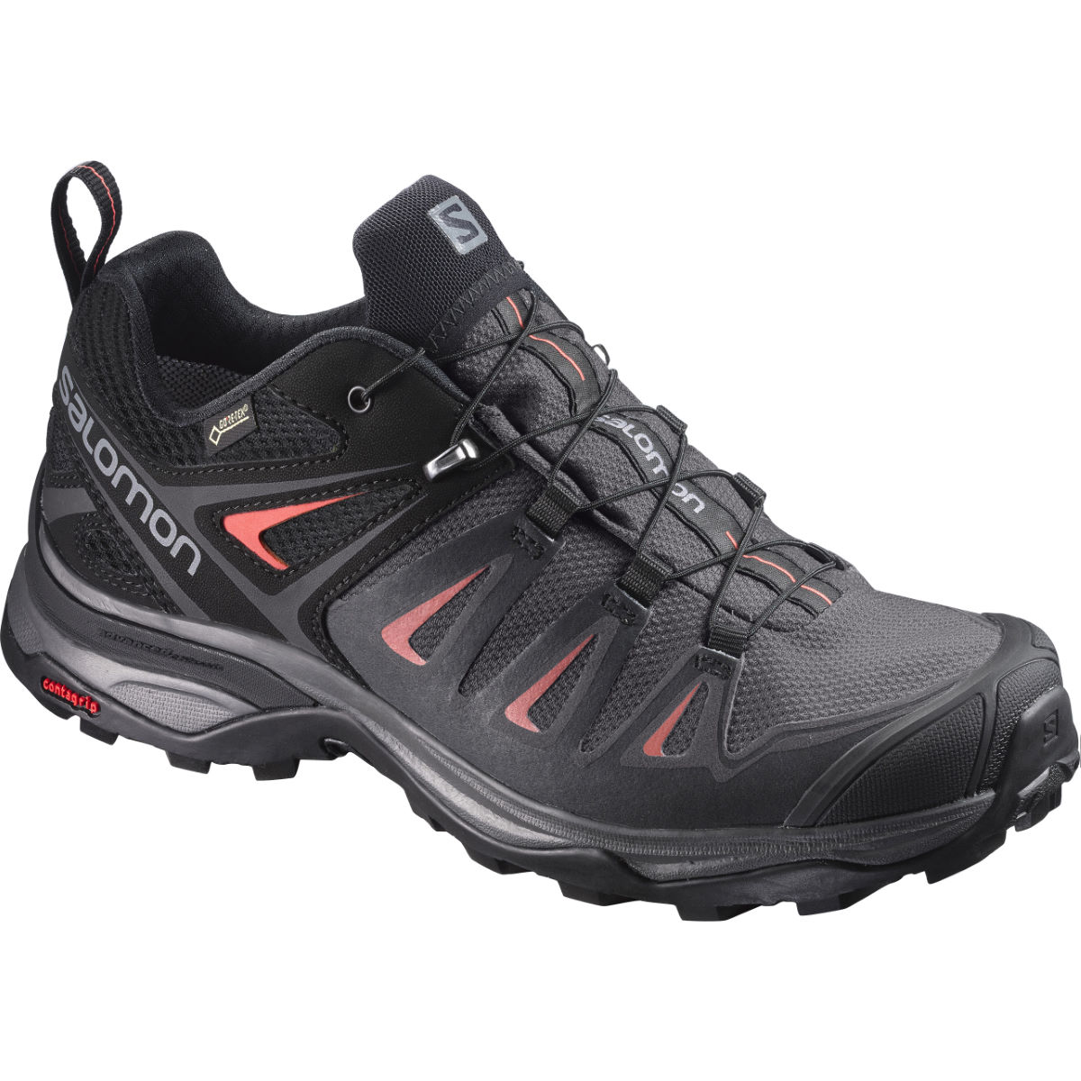 Salomon Women's X Ultra 3 Gore-Tex® Hiking Shoes   Shoes
